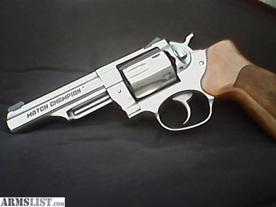 For Sale: Today only! Ruger Match Champion