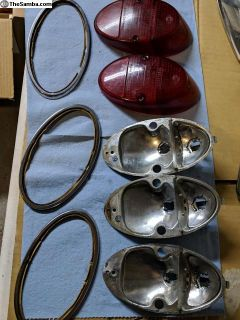 Nice used taillights 62-67 Type 1