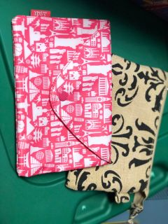 2 Ipsy cosmetic accessory bags