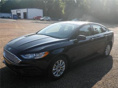 2018 Ford Fusion S (Shadow Black)
