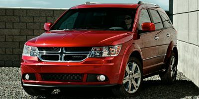 2014 Dodge Journey American Value Package (Pitch Black Clearcoat)