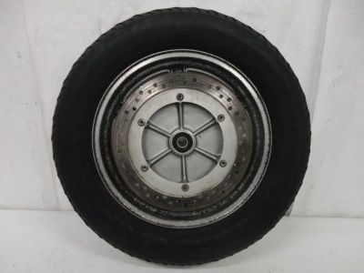 Buy 1988-2000 Honda GoldWing GL1500 Rear Wheel, Rim, Tire, Brake Rotor, & Axle 3167 motorcycle in Kittanning, Pennsylvania, US, for US $49.99