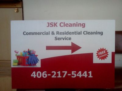 Commercial, Residential & Post and New Construction Cleaning