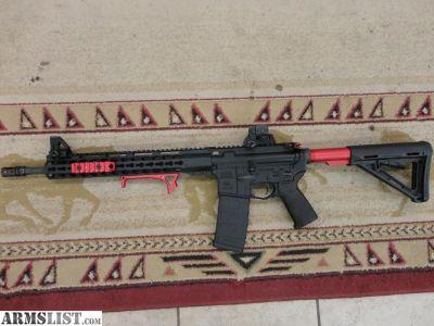 For Sale: Palmetto State Armory PA-15 Multi