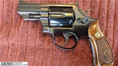 For Sale: Smith and Wesson Model 19-3 .357 Calibre