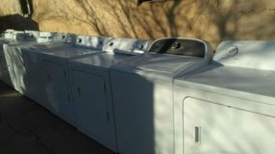 Reconditioned Appliances with 3 Month Warranty