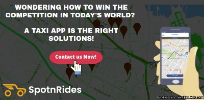 SpotnRides Uber Clone Script Launch a Profitable Online Cab Booking Business