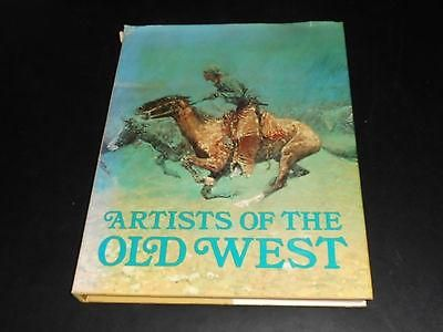 1973 (Artists of the Old West) by John C. Ewers hardcover book.