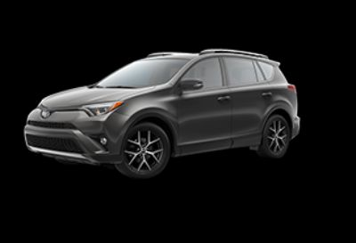 2018 Toyota RAV4 SE (Magnetic Gray Metallic)