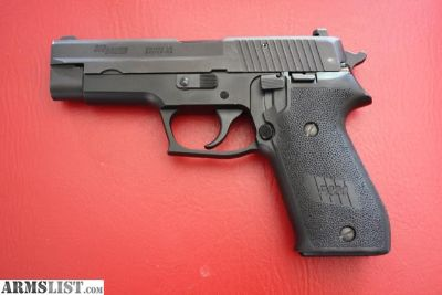 For Sale/Trade: Sig Sauer P-220 in 45 acp