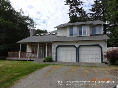 **$350 Move-In-Special**Beautiful 3 Bed 2.5 Bath home on Fox Island