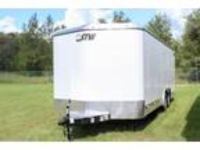 2018 STW Enclosed 24 Cargo Toy Hauler 85240-84-BP-2-5.2 SKU 60065
