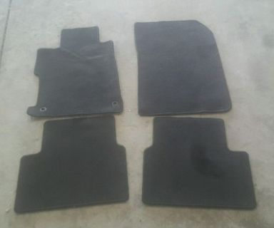 Find 2012-2015 HONDA CIVIC BLACK CARPET FLOOR MATS RUGS OEM GENUINE motorcycle in Kissimmee, Florida, United States, for US $40.00