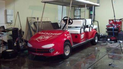 2001 Club Car