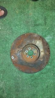"""Find Volvo Penta Marine 4.3 Liter 6 cylinder 14"""" flywheel & 168 tooth ring gear 1991 motorcycle in Cape Coral, Florida, United States, for US $152.18"""