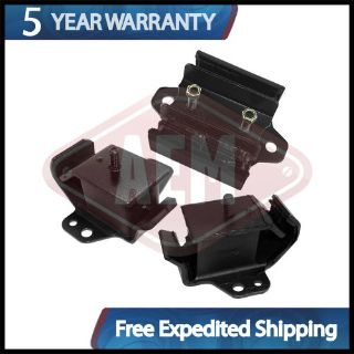 Find Transmission Engine Mounts Front Left Right Set 2.4 L For Nissan Frontier motorcycle in Miami, Florida, United States, for US $79.75