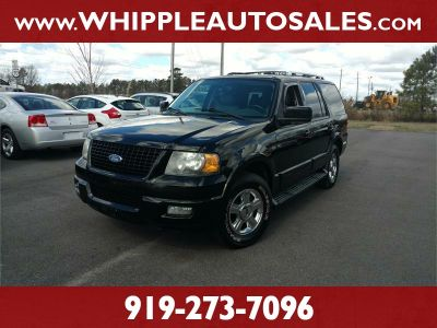 2006 Ford Expedition Limited (Black)