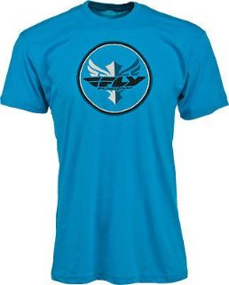 Find Fly Racing FLY Circle Tee T-Shirt motorcycle in Loudon, Tennessee, United States, for US $12.84