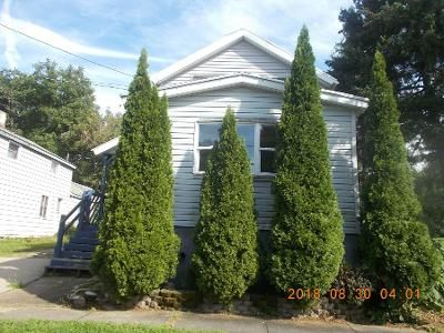 3 Bed 1 Bath Preforeclosure Property in Utica, NY 13502 - Cherry St