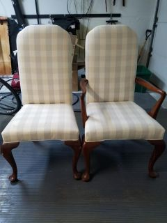 Dining room chairs- 6