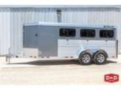 2020 Cimarron Trailers Showstar 18 Ft Low Pro Trailer