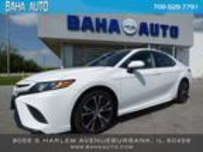 2019 Toyota Camry SE for sale