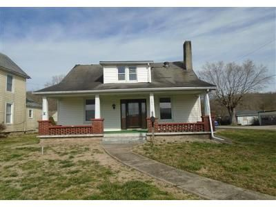 3 Bed 1 Bath Foreclosure Property in Manchester, OH 45144 - W 6th St