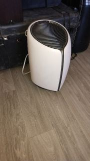 Large room air purifier / ionizer