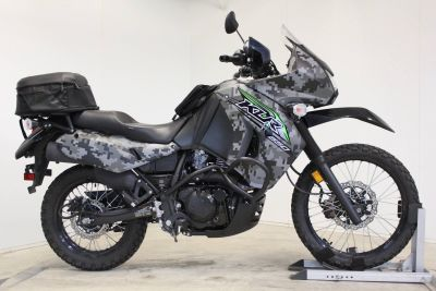 2018 Kawasaki KLR 650 Camo Dual Purpose Pittsfield, MA