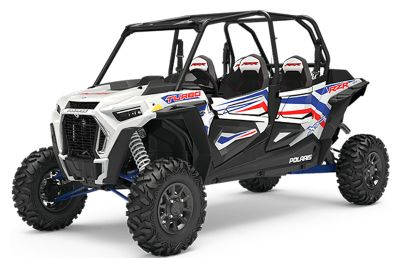 2019 Polaris RZR XP 4 Turbo LE Utility Sport Milford, NH
