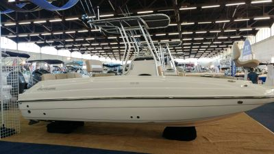 2017 Hurricane Center Console 21 OB Deck Boats Lewisville, TX