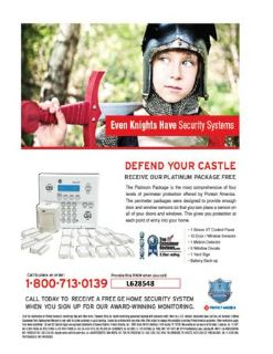 Protect Your Home $19.99Month