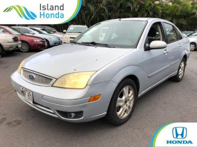 2005 Ford Focus ZTS (SILVER)