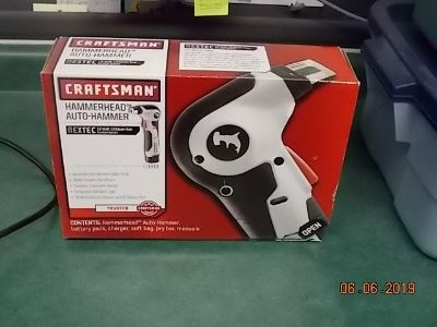 Craftsman Power Hammer