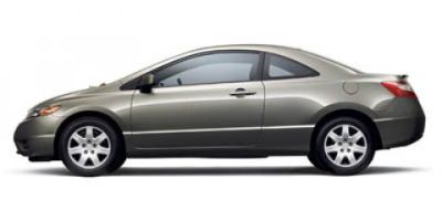 2008 Honda Civic LX (BLACK)