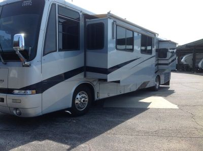 2002 Newmar Mountain Aire 4095