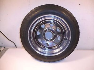 Purchase CHROME TRAILER WHEEL GOODYEAR HI-LANDER TIRE 20-SELBO 4.00 X 12 jh motorcycle in Madison, Alabama, United States, for US $49.95