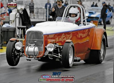32 Ford Highboy Roadster Drag Car