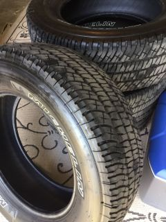 MIchelin A/T Truck Tires