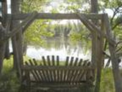 Mississippi River/Stump Lake Lot With Cabin!