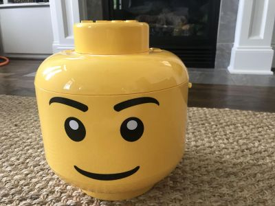 LEGO Sorter and storage container