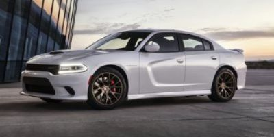 2015 Dodge Charger SRT Hellcat (Bright White Clearcoat)