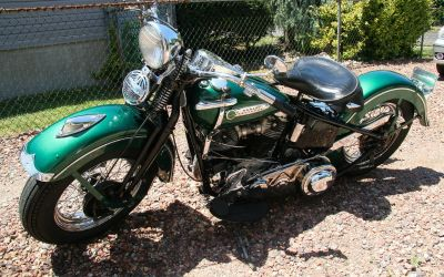 FS: 1948 Harley-Davidson PANHEAD