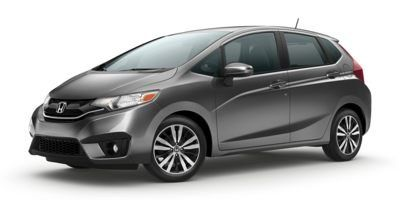 2016 Honda Fit EX (Gray)