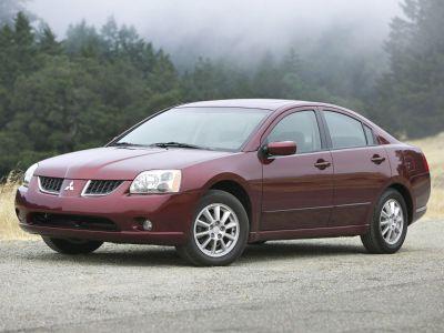 2005 Mitsubishi Galant ES (Gray)