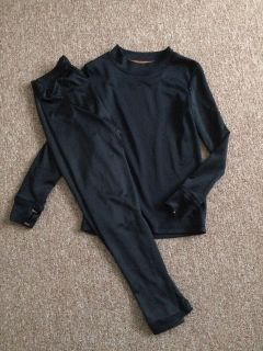 Youth Size XS Climate Smart Long Johns