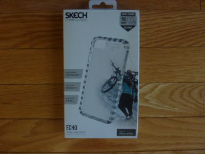 Iphone cover great condition clear color