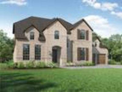 The Plan 278 by Highland Homes: Plan to be Built