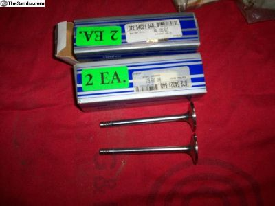 041 Exhaust Valves 35.5 mm