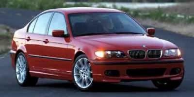 2003 BMW 3-Series 325i ()